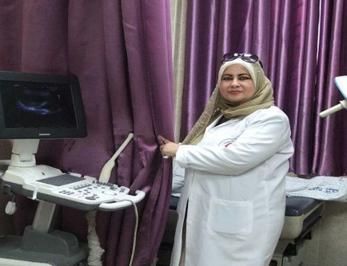 """العيادات الخارجية للولادة بمجمع الشفاء الطبي تستقبل أكثر من """"38 ألف"""" سيدة خلال 2018"""