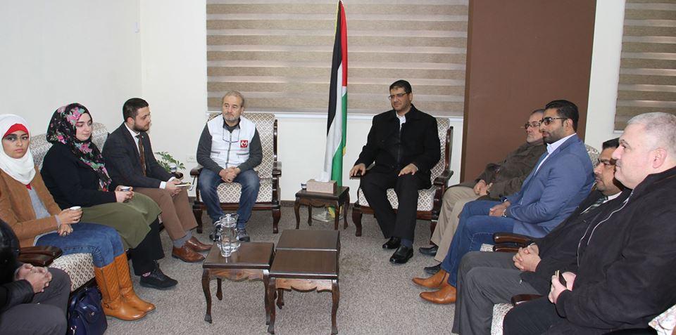Deputy  Minister  of Health received Doctors worldwide – Turkey  delegation