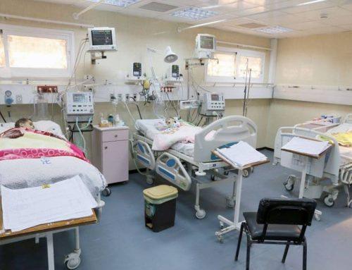 قسم العناية المركزة بالدرة يحقق تحسنا ملحوظا في علاج الحالات خلال 2018