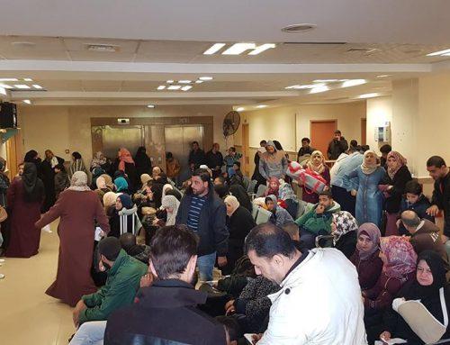 مستشفى شهداء الأقصى يقدم الخدمة لـ (48 ألف) مواطن في العيادات الخارجية خلال 2018