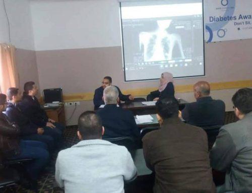 مجمع ناصر ينظم لقاء علميا بمناسبة اليوم العالمي لمرضى الكلى