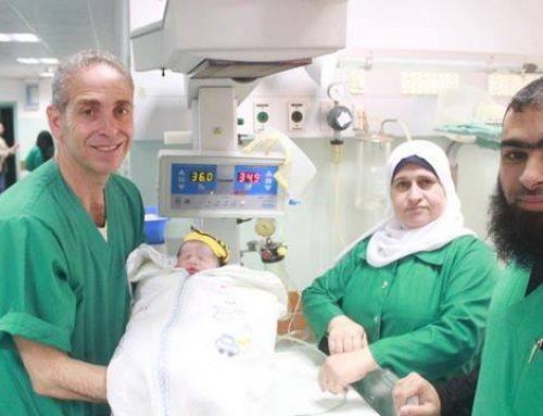 الصحة:مواطن يرزق بطفله الثاني بعد 15عام من الحرمان
