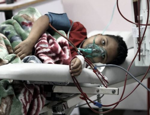 MOH-Gaza, Warns  of complications in patients with hemophilia in the Gaza Strip due to lack of medication