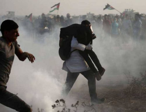 Dr. Ashraf Al-Qedra Palestinian Ministry of Health-Gaza spokesperson statement
