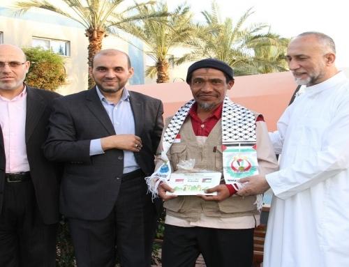 الصحة تنظم مأدبة افطار تكريما لجهود فريق الانشاء بالمستشفى الاندونيسي