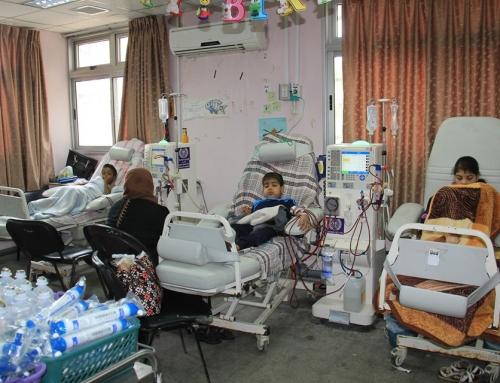 39 طفلاً مريضاً بالفشل الكلوي يواجهون مخاطر محدقة بسبب نقص مكون رئيسي في الديلزة