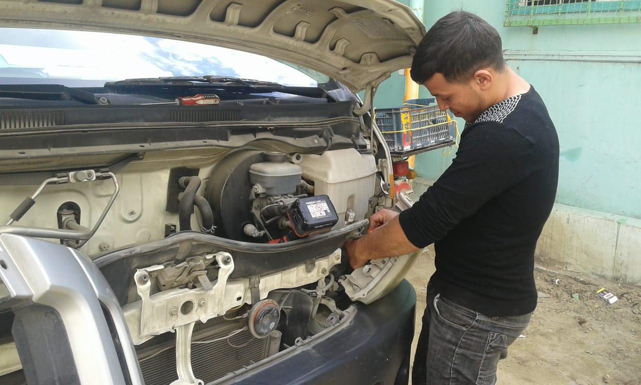 ترشيد نفقات صيانة سيارات الوزارة