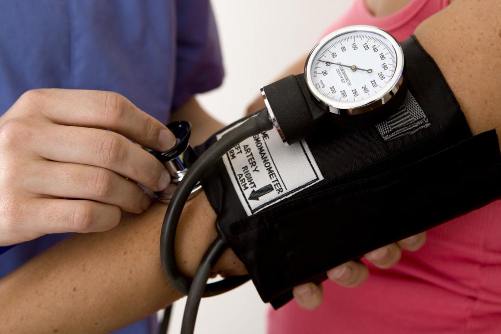 ارتفاع الضغط أثناء الحمل