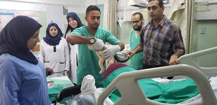 الأولى في الشرق الأوسط..كيف طبقت وزارة الصحة استيراتيجية الحضن الأول وتحسين جودة الرعاية الأولية للمواليد؟