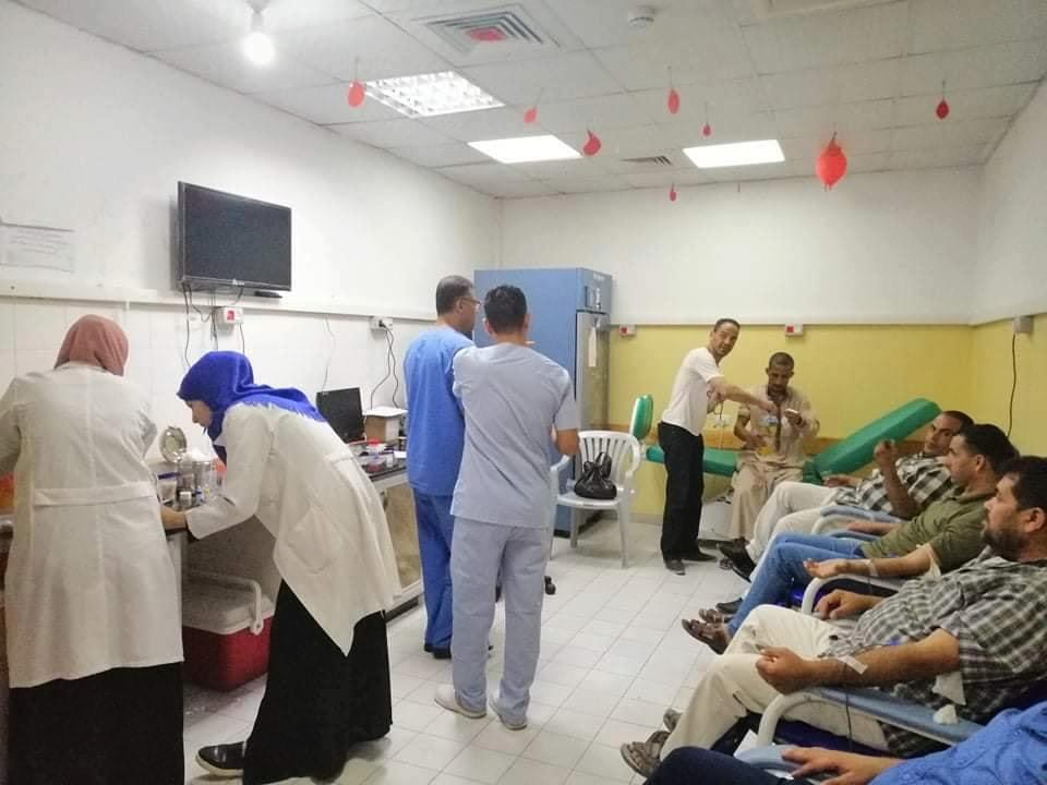 مختبر مستشفى الاندونيسى يجرى أكثر من 231 ألف فحص خلال النصف الأول من العام الحالى