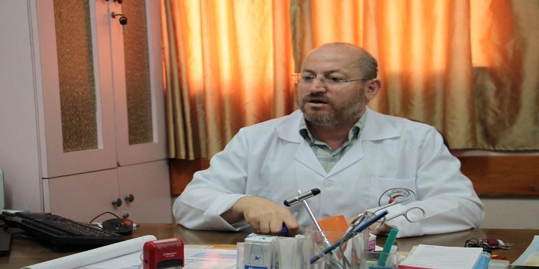 """د. مهدي: الطفل """"مجد أبو شاويش"""" يتماثل للشفاء"""