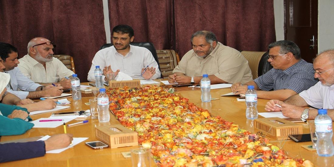 د. أبو الريش يضع محددات لضبط العمل في المناطق الخمسة للرعاية الأولية