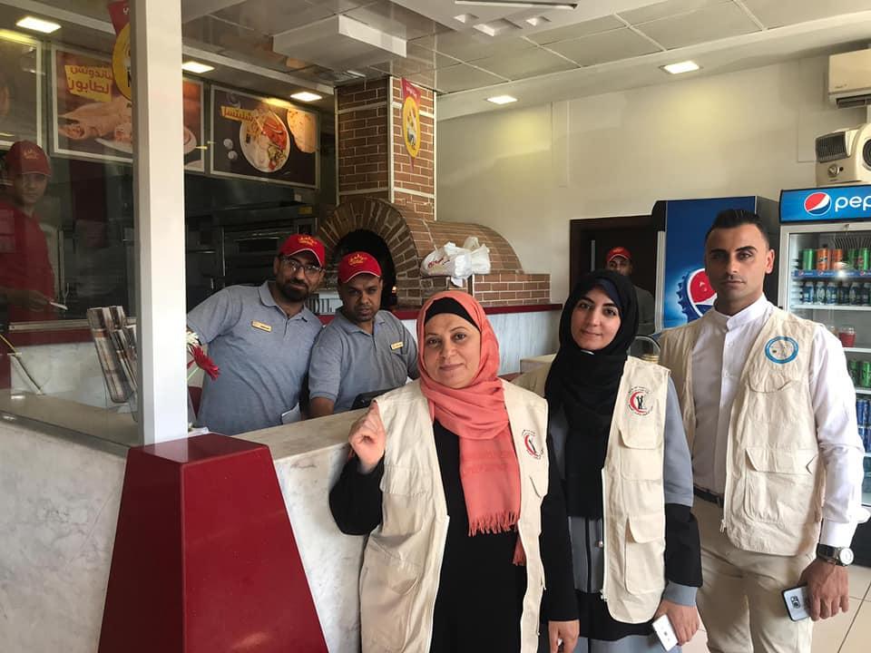 الصحة تنفذ جولات تثقيفية توعوية داخل مطاعم قطاع غزة