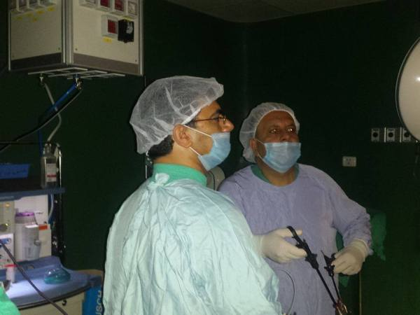 MOH, Gynecological laparoscopic surgeries in Gaza are rapidly evolving to  provide  a better  service to patients