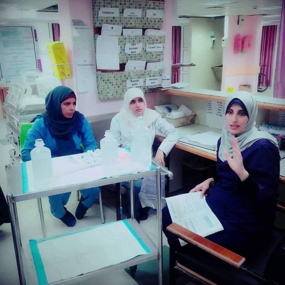 """لمتابعة تنفيذ خطة 100 يوم..""""مسلم"""" يتفقد الرعاية التمريضية فى عدة مستشفيات"""