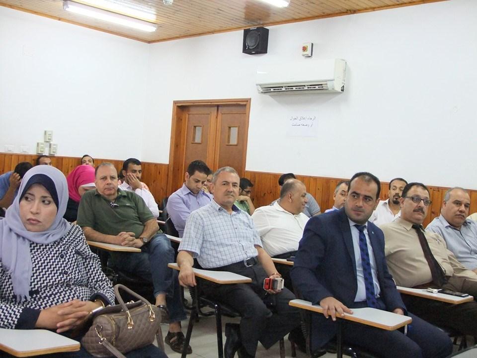 """د.أبو سلمية"""":خطوات جادة لرفع مستوى الجودة وتحقيق رضا الجمهور"""
