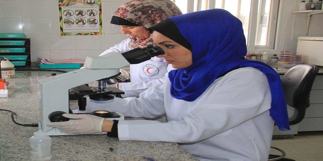 مختبر الصحة العامة بوزارة الصحة يجري 55 ألف فحص لعينات الأغذية والمياه