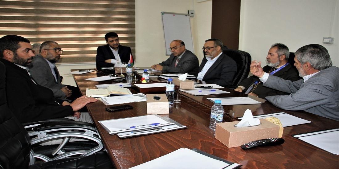 الصحة : تواصل الاجتماع الدوري لرؤساء لجان الخطة الاستراتيجية الصحية 2020/2024م