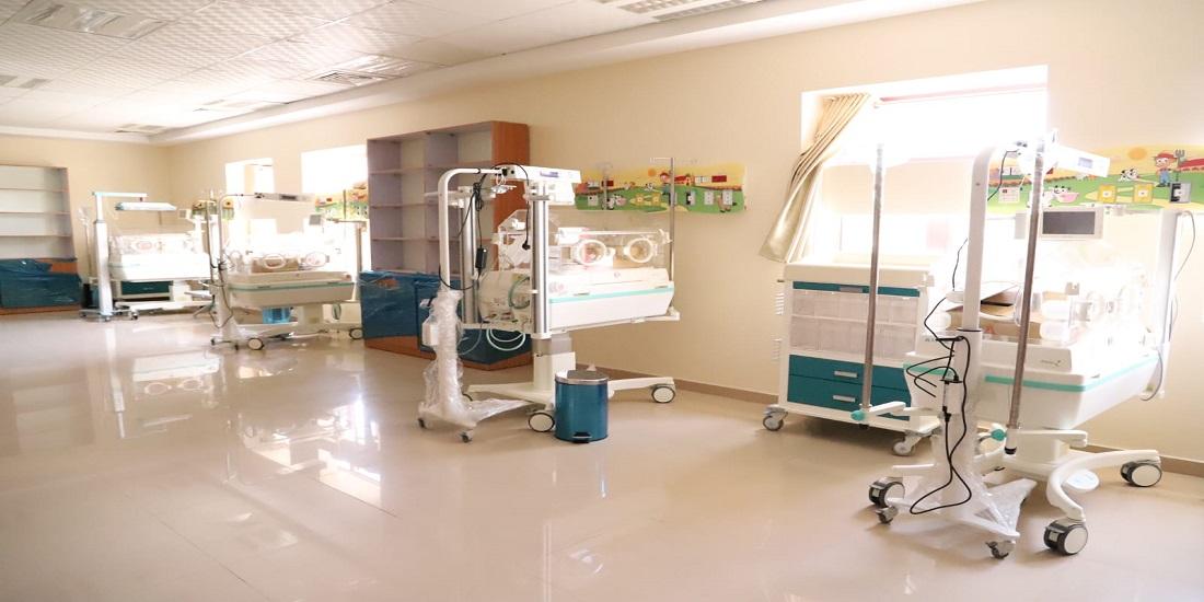 بتكلفة 7 ملايين دولار .. الصحة: مستشفى الولادة والأطفال بمستشفى شهداء الأقصى إضافة نوعية للخدمات الصحية بالمحافظة الوسطى