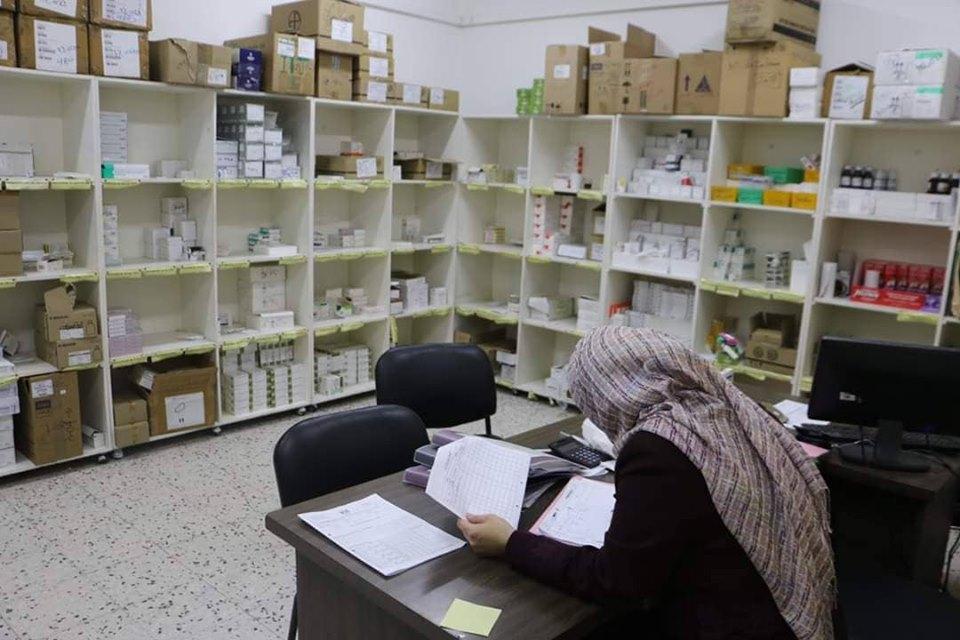 دائرة الصيدلة بمستشفى النصر للأطفال … انجازات رغم التحديات