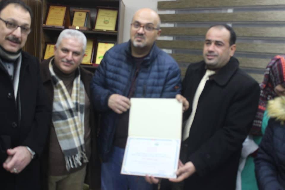 د. أبو سلمية : نعتز بالعلاقة التكاملية مع جمعية اغاثة اطفال فلسطين