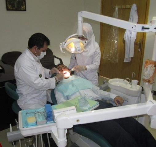 *عيادات الاسنان في مراكز الرعاية الاولية قدمت خدماتها ل177 ألف مواطن خلال عام 2019*