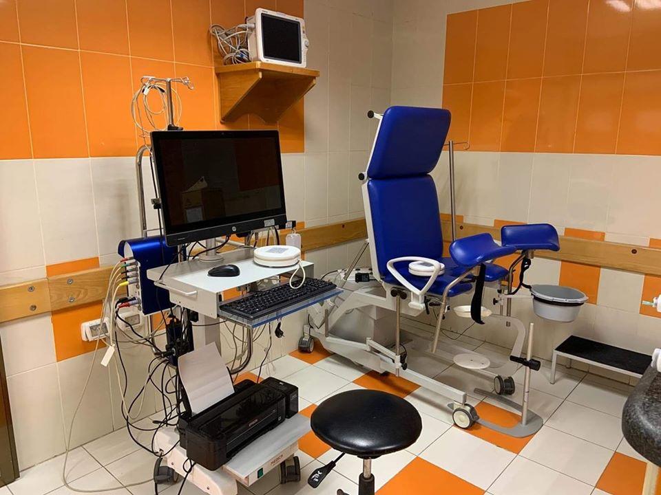 يخدم كافة محافظات غزة.. جهاز ديناميكية المثانة الجهاز الأول في وزارة الصحة لتشخيص المشاكل البولية