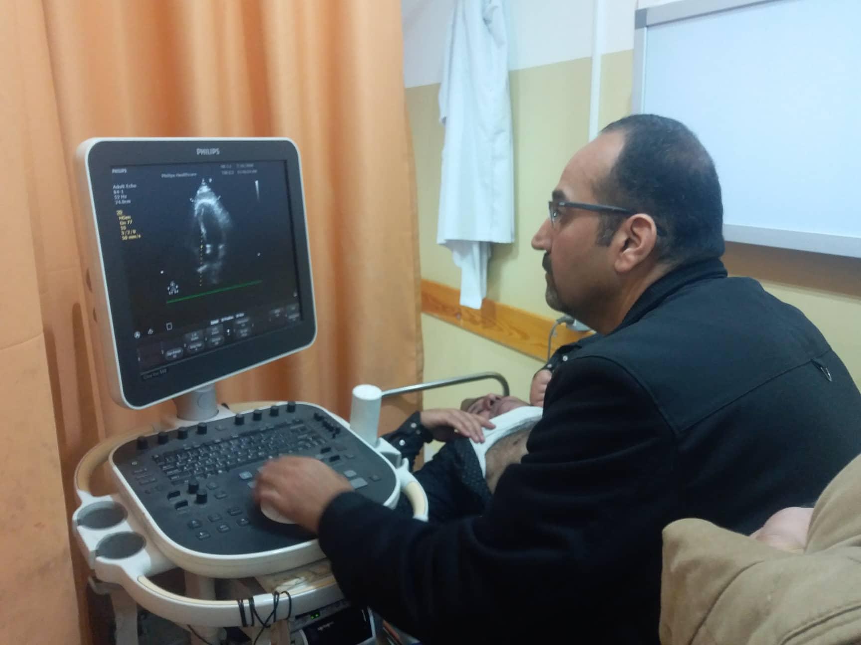 مستشفى الاندونيسي ينجح في انقاذ عشرات مرضى القلب