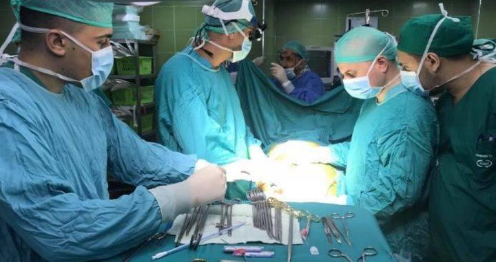 الصحة:الطواقم الطبية أجرت (61 الف و 216) عملية جراحية و نسبة اشغال الاسرة (95%) خلال 2019