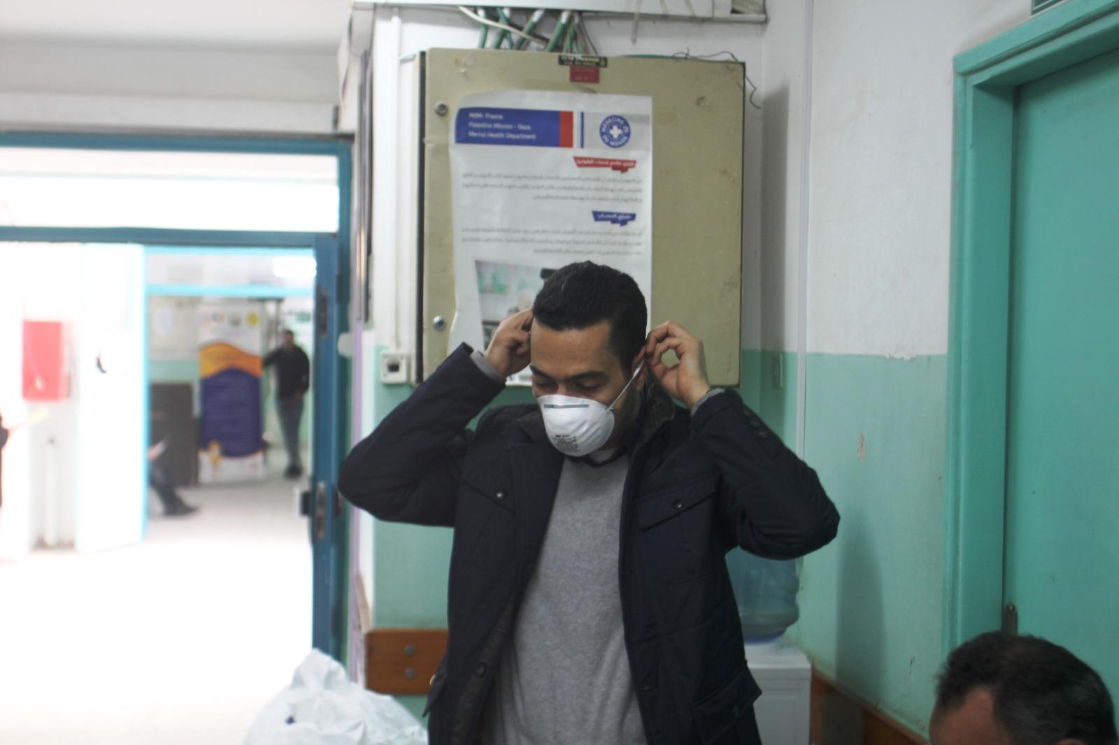 الكريري : تنفيذ حملات  توعوية وتثقيفية  بفيروس كورونا لنحو (5)آلاف شخص
