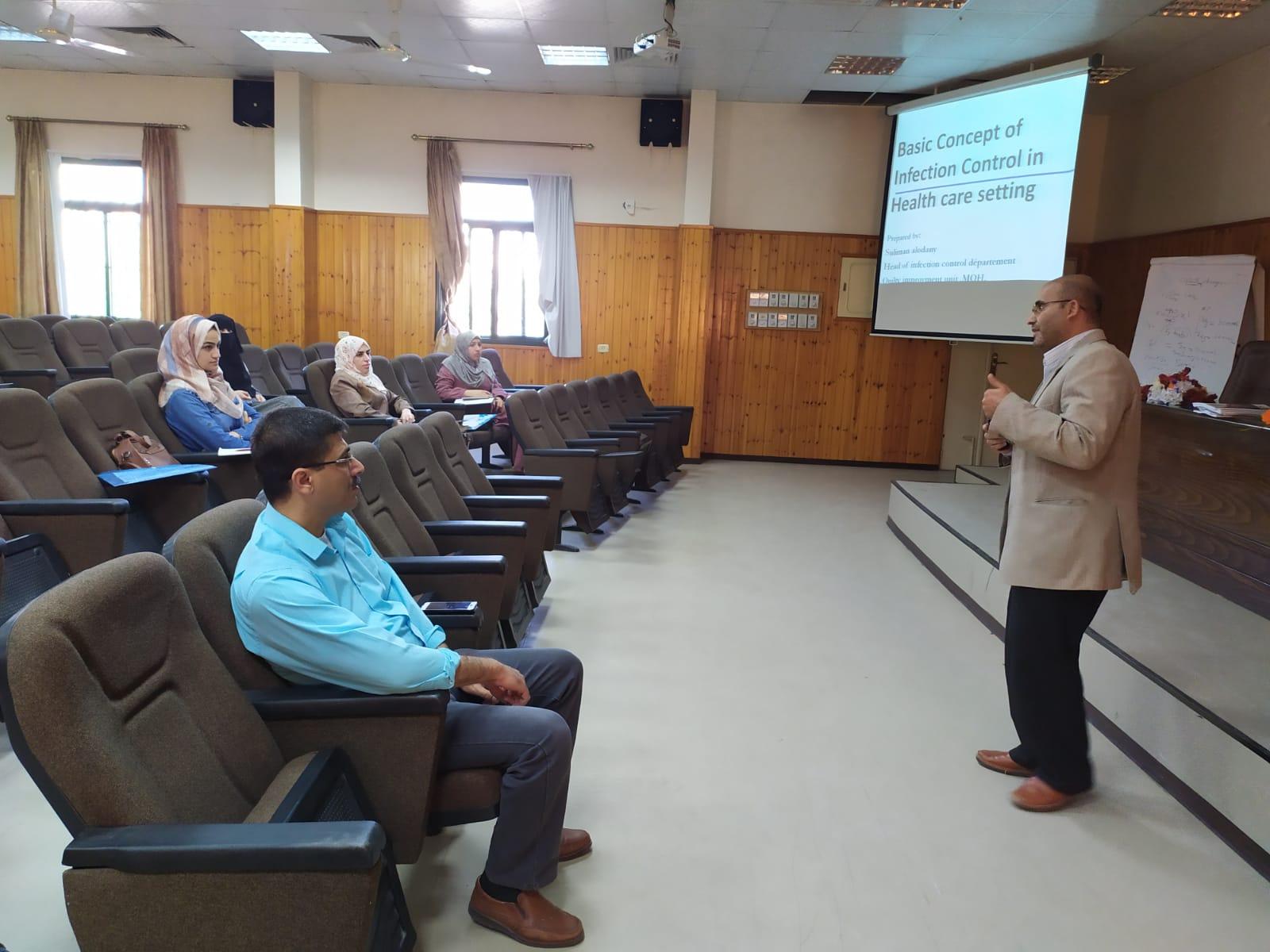 استكمالا للإجراءات الوقائية لمكافحة فيروس كورونا الإدارة العامة لتنمية القوى البشرية تواصل عقدها البرامج التدريبية
