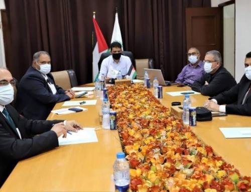 د. أبو الريش: نتجه لمأسسة جهود التدريب في إطار التطوير المستمر للإجراءات الاحترازية لمكافحة كورونا