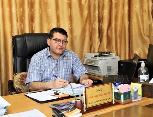 حماد: طواقمنا الصحية الإدارية تعمل على مدار الساعة في إطار محاصرة انتشار وباء كورونا