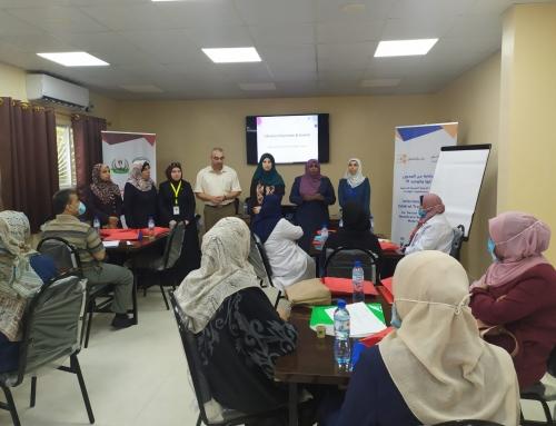 تنمية القوى البشرية تعقد دورة تدريبية بعنوان مكافحة العدوى لخدمات النساء والتوليد بالمستشفيات الصحة:عبير الحسني