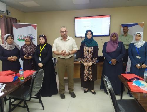 تنمية القوى البشرية تعقد دورة تدريبية بعنوان مكافحة العدوى لخدمات النساء والتوليد بالمستشفيات