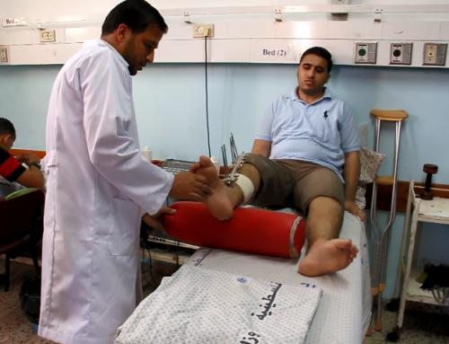 خلال عام 2019 ..الصحة: 61 ألف مريض يتلقون خدمات العلاج الطبيعي والتأهيل في قطاع غزة