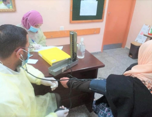 خلال النصف الاول من العام الحالي.. د.زقوت :عززنا التغذية العلاجية للمرضى المزمنين وتم متابعة (637 ) مريض