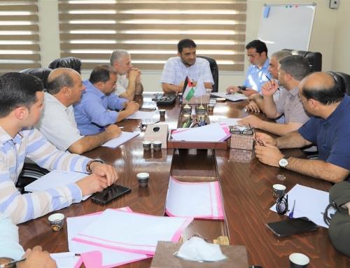 لجنة سلامة الإجراءات تؤكد على اتخاذ كافة الإجراءات لضمان السلامة في مراكز الحجر الصحي