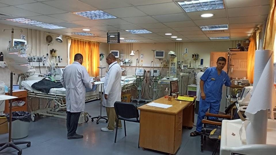 عناية مستشفى الدرة تتميز في التعامل والتشخيص الدقيق لحالاتها رغم قلة الامكانيات