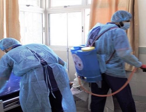 أشرفت على توجيه مئات العاملين.. أ.الصواف: أشرفنا على تجويد الخدمات المقدمة للمستضافين في مراكز الحجر الصحي