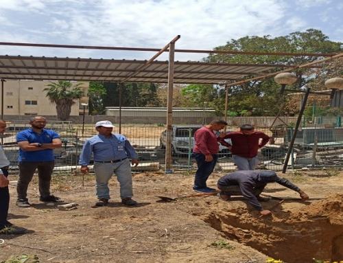 """لمواجهة جائحة """"كورونا""""..  المهندس الحمادين: قمنا بتجهيز مراكز العزل والحجر الصحي بما يضمن تقديم خدمة صحية ملائمة"""
