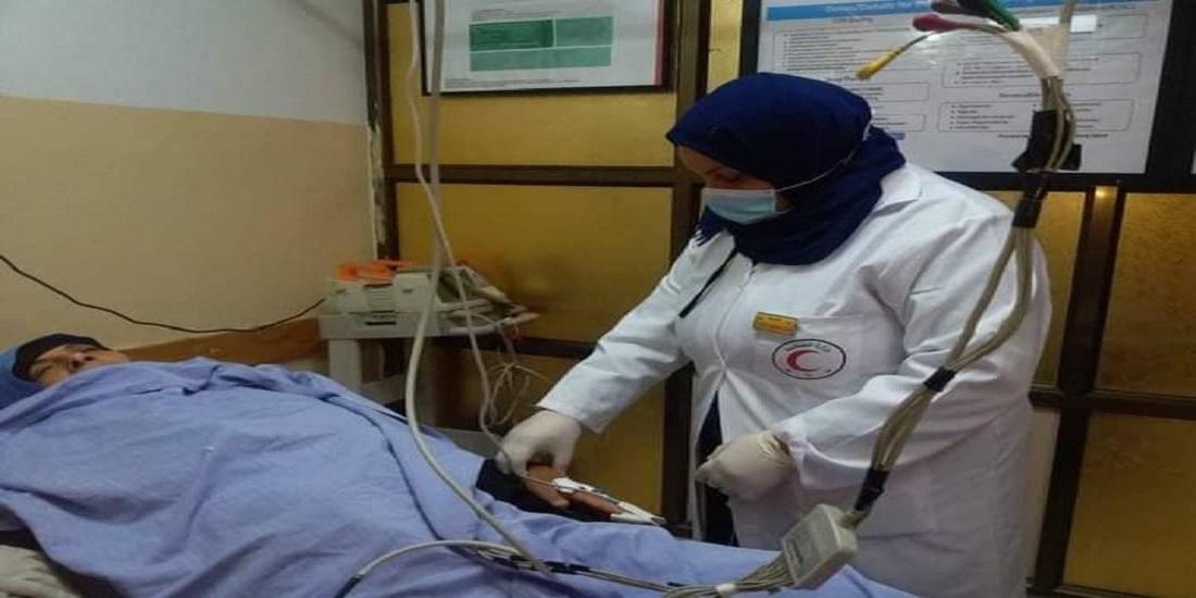 """بالمستشفى الاندونيسي .. قسم الطوارئ والحوادثيقدم خدماته الصحية (6300) حالة منذ بدء جائحة """"كورونا """""""