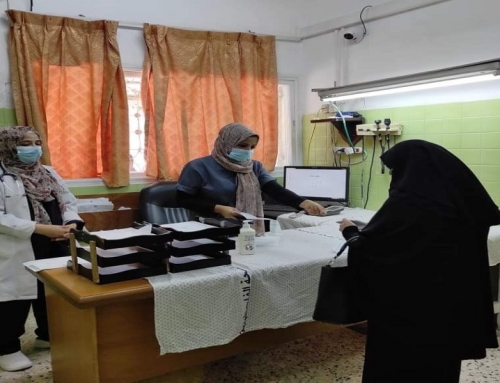 """مستشفى النصر للأطفال يقدم الرعاية الصحية لنحو (6000) طفل منذ بداية جائحة """"كورونا"""""""