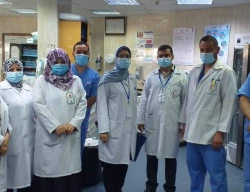 مستشفى النصر للأطفال تكرم طواقمها الطبية والتمريضية بمناسبة اليوم العالمي لغسيل الأيدي