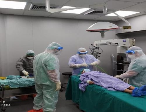 """مدير عام المستشفيات: وقف العمليات المجدولة وابقاء العمليات الطارئة لتوظيف كل الإمكانيات لمجابهة وباء """"كورونا"""""""