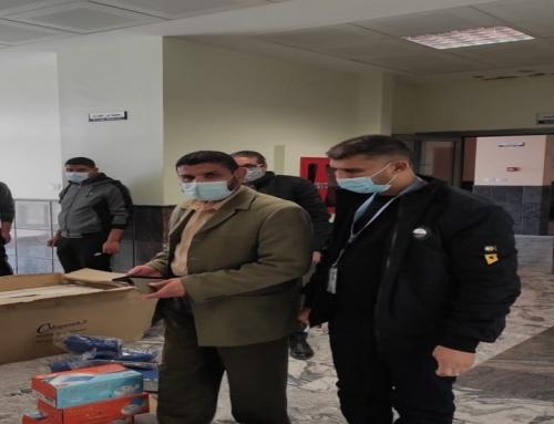 الصحة تتسلم قسمي الاستقبال والعناية المركزة في مستشفى الصداقة التركي