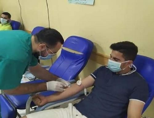 دائرة المختبر وبنك الدم في المستشفى الاندونيسي تجري أكثر من (32) ألف فحص مخبري