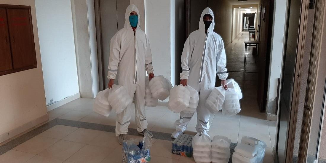 """أ.الصواف: عمال النظافةفي مراكز الحجر ..جنود مجهولون في مواجهة """" كورونا"""""""