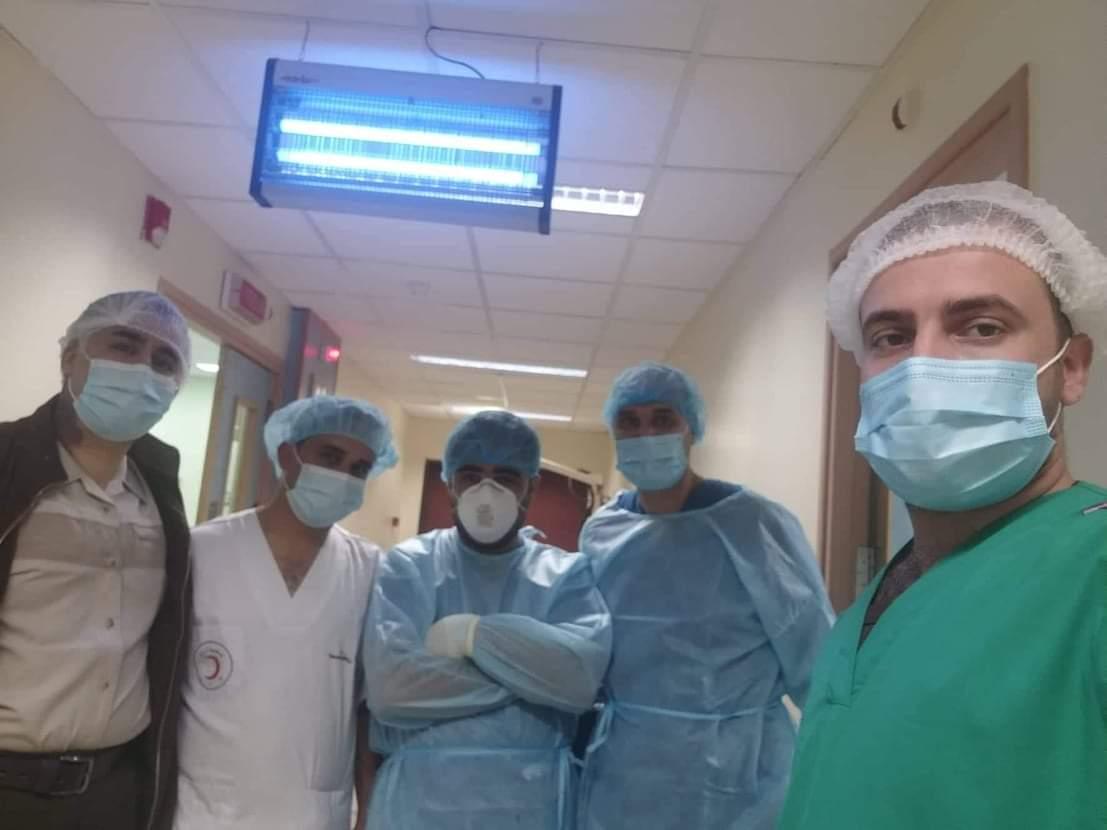 مستشفى الأوروبي يجري عملية جراحة قلب ناجحة لأحد المخالطين لمصابي كورونا