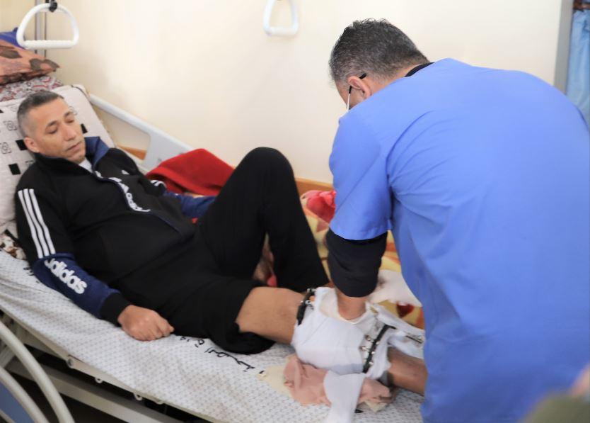الصحة: مجمع ناصر شهد إضافة مشروع متكامل لتأهيل مرضى التهاب المفاصل خلال العام 2020
